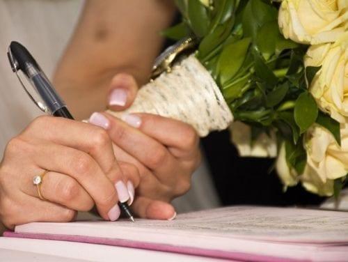 Néhány gondolat a házassági szerződésről
