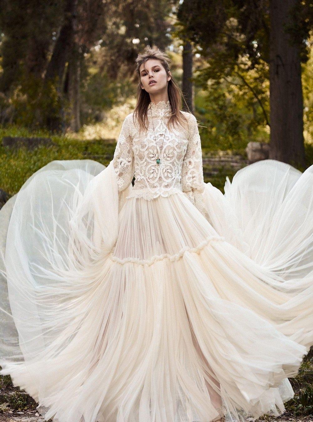 menyasszonyi ruha 2018 tavasz