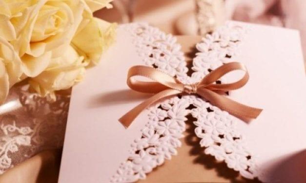 Esküvői meghívó választás: ezeket a bakikat kerülje el!