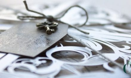 Esküvői meghívó luxus kivitelben