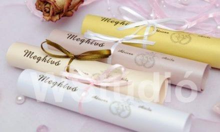 Esküvői meghívó választás tippek