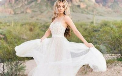 Tippek a menyasszonyi ruha kiválasztásához