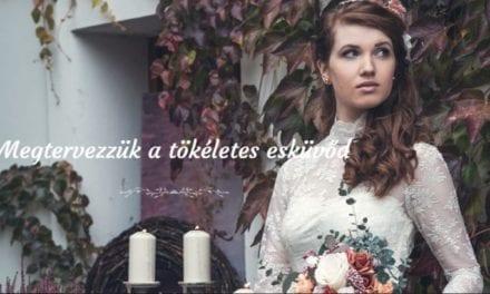 Megtervezzük a tökéletes esküvődet!